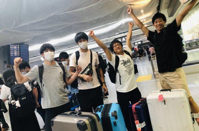 成田空港に到着🇦🇹✈️→🇯🇵✨
