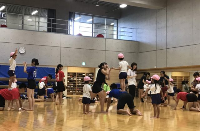 東京白百合幼稚園の園児達がやって来ました✨