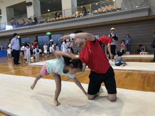 こどもスポーツ祭り in 藤沢市