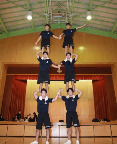 八王子市立第三小学校 実演