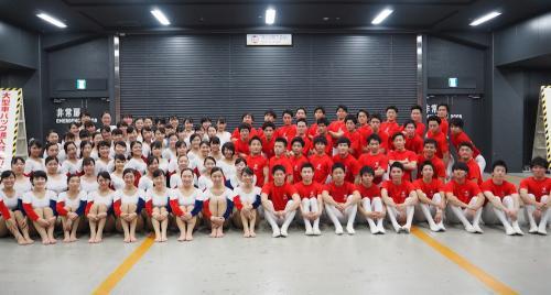 第55回 体育研究発表実演会 8